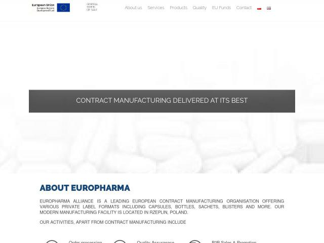 EuroPharma Alliance Sp. z o.o.